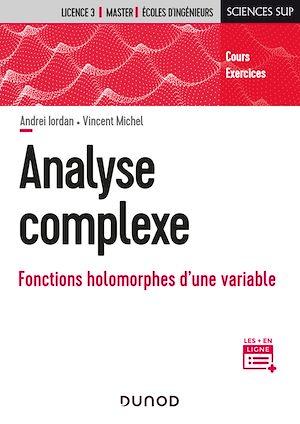 Téléchargez le livre :  Analyse complexe