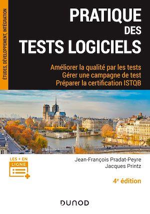 Téléchargez le livre :  Pratique des tests logiciels - 4e éd.