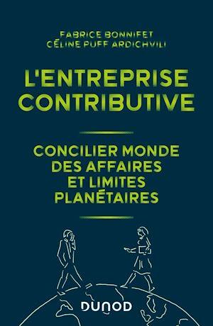 Téléchargez le livre :  L'entreprise contributive