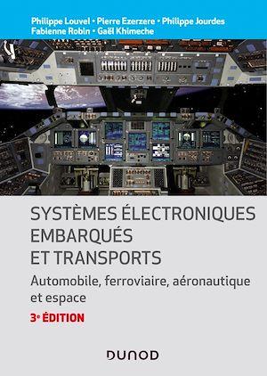 Téléchargez le livre :  Systèmes électroniques embarqués et transports - 3ed.