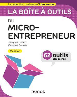 Téléchargez le livre :  La boîte à outils du Micro-entrepreneur - 2e éd.