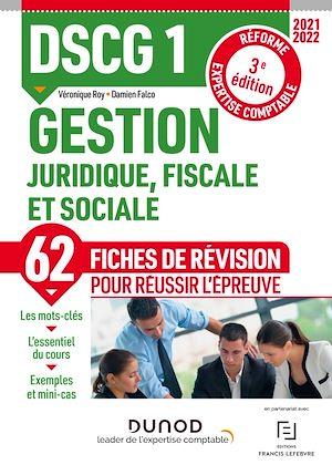 Téléchargez le livre :  DSCG 1 Gestion juridique, fiscale et sociale