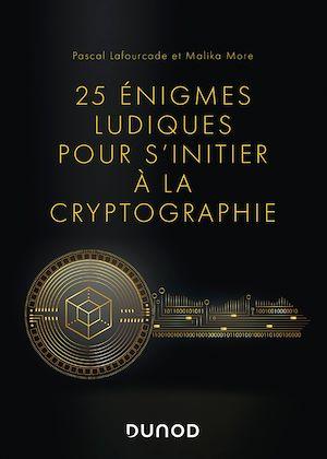 Téléchargez le livre :  25 énigmes ludiques pour s'initier à la cryptographie