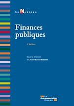 Télécharger le livre :  Finances publiques