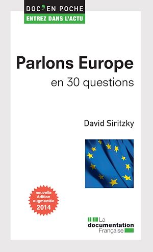 Téléchargez le livre :  Parlons Europe en 30 questions