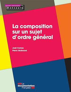 Téléchargez le livre :  La composition sur un sujet d'ordre général