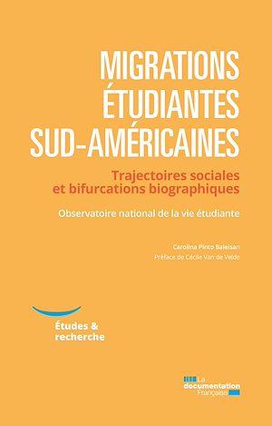 Téléchargez le livre :  Migrations étudiantes sud-américaines