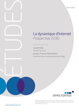 Téléchargez le livre :  La dynamique d'internet - Prospective 2030