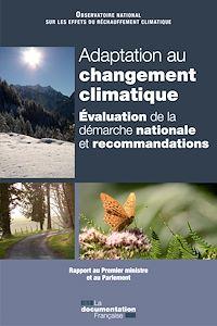 Télécharger le livre : Adaptation au changement climatique