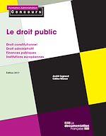 Télécharger le livre :  Le droit public