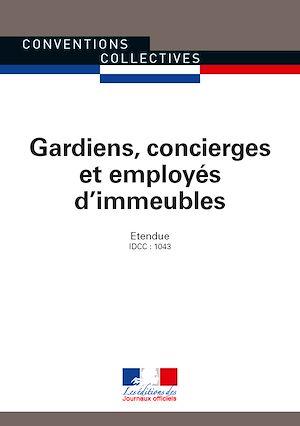 Téléchargez le livre :  Gardiens, concierges et employés d'immeubles