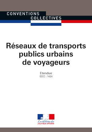 Téléchargez le livre :  Réseaux de transports publics urbains de voyageurs