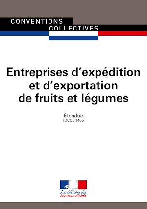 Téléchargez le livre :  Expédition et exportation de fruits et légumes