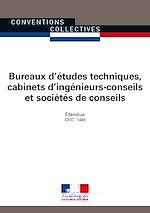Télécharger le livre :  Bureaux d'études techniques, cabinets d'ingénieurs-conseils et sociétés de conseils