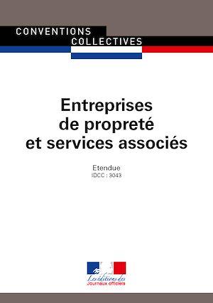 Téléchargez le livre :  Entreprises de propreté et services associés