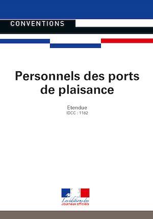 Téléchargez le livre :  Personnels des ports de plaisance