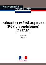 Télécharger cet ebook : Industries métallurgiques OETAM Région parisienne