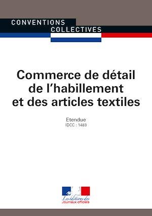Téléchargez le livre :  Commerce de détail de l'habillement et des articles textiles