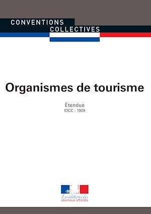 Téléchargez le livre :  Organismes de tourisme