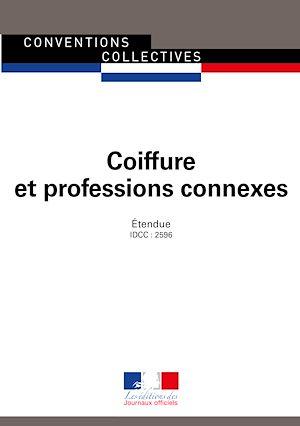 Téléchargez le livre :  Coiffure et professions connexes