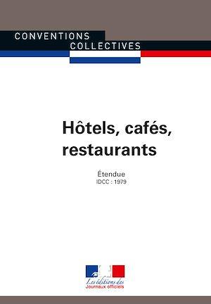 Téléchargez le livre :  Hôtels, cafés, restaurants