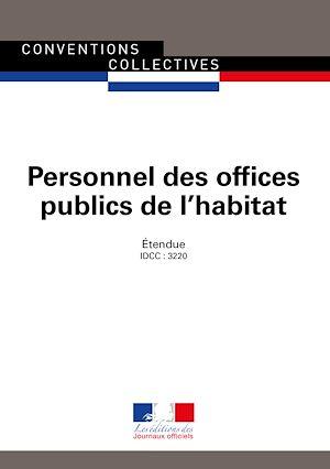 Téléchargez le livre :  Personnel des offices publics de l'habitat