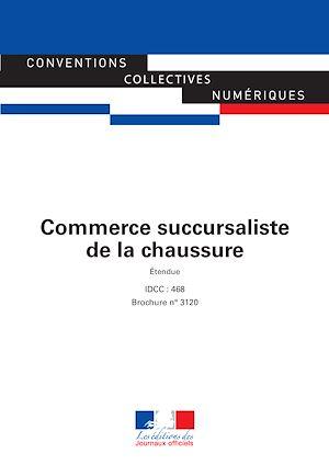 Téléchargez le livre :  Commerce succursaliste de la chaussure
