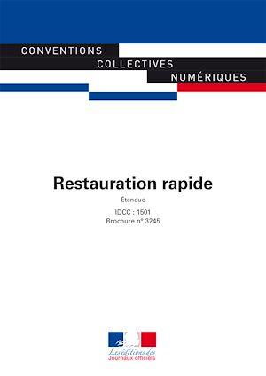 Téléchargez le livre :  Restauration rapide