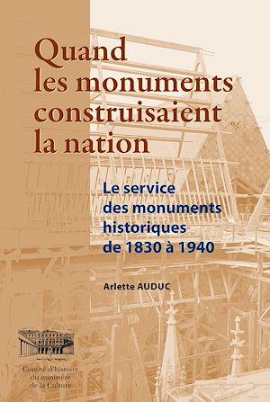Téléchargez le livre :  Quand les monuments construisaient la Nation