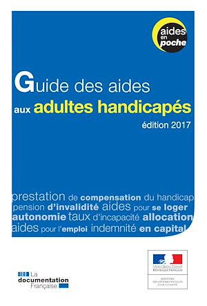 Téléchargez le livre :  Guide des aides aux adultes handicapés - 2e édition