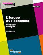 Télécharger cet ebook : L'Europe aux concours - Édition 2017