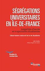Télécharger le livre :  Ségrégations universitaires en Ile-de-France