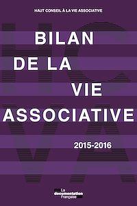 Télécharger le livre : Bilan de la vie associative 2015-2016