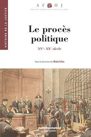 Téléchargez le livre :  Le procès politique