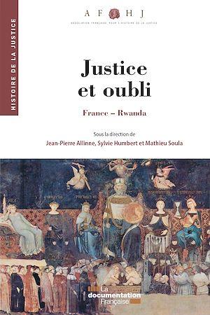 Téléchargez le livre :  Justice et oubli
