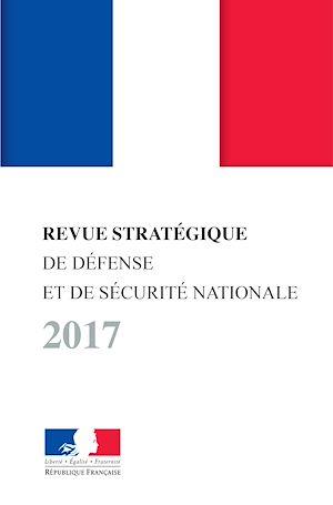 Téléchargez le livre :  Revue stratégique de défense et de sécurité nationale