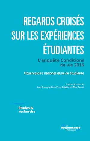 Téléchargez le livre :  Regards croisés sur les expériences étudiantes