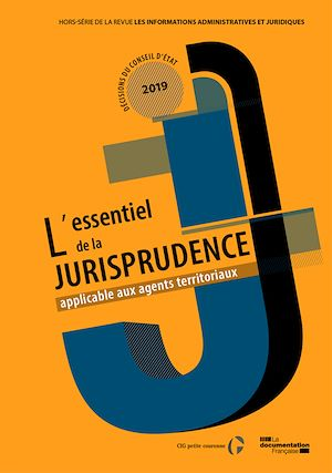 Téléchargez le livre :  IAJ : L'essentiel de la jurisprudence applicable aux agents territoriaux