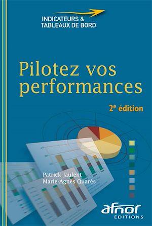 Téléchargez le livre :  Pilotez vos performances - 2e édition