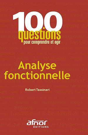 Téléchargez le livre :  Analyse fonctionnelle