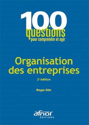 Téléchargez le livre :  Organisation des entreprises