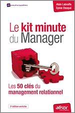 Télécharger le livre :  Le kit minute du Manager - Les 50 clés du management relationnel