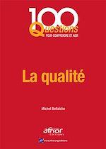 Télécharger le livre :  La qualité