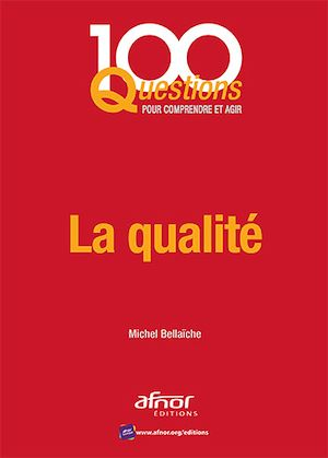 Téléchargez le livre :  La qualité