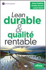 Télécharger le livre :  Lean durable et qualité rentable