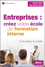 Télécharger le livre :  Entreprises : créez votre école de formation interne