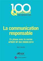 Télécharger le livre :  La communication responsable