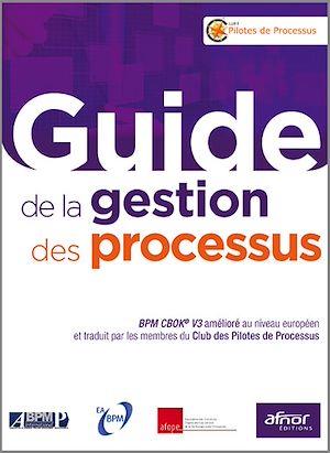 Téléchargez le livre :  Guide de la gestion des processus