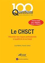 Télécharger cet ebook : Le CHSCT