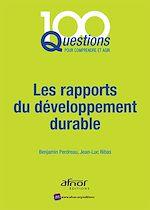 Télécharger cet ebook : Les rapports du développement durable